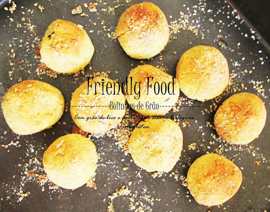 Photo of Friendly Food  by luisa dias <br/>Chickpea & Sesame Balls <br/> October 14, 2015  - <a href='/contact/abuse/image/63101/121345'>Report</a>