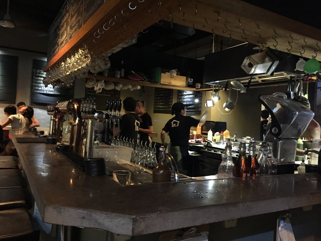 """Photo of Casa Tapas - maybe closed  by <a href=""""/members/profile/Dangerus"""">Dangerus</a> <br/>Main Bar / Inside Casa <br/> September 8, 2015  - <a href='/contact/abuse/image/63114/116945'>Report</a>"""