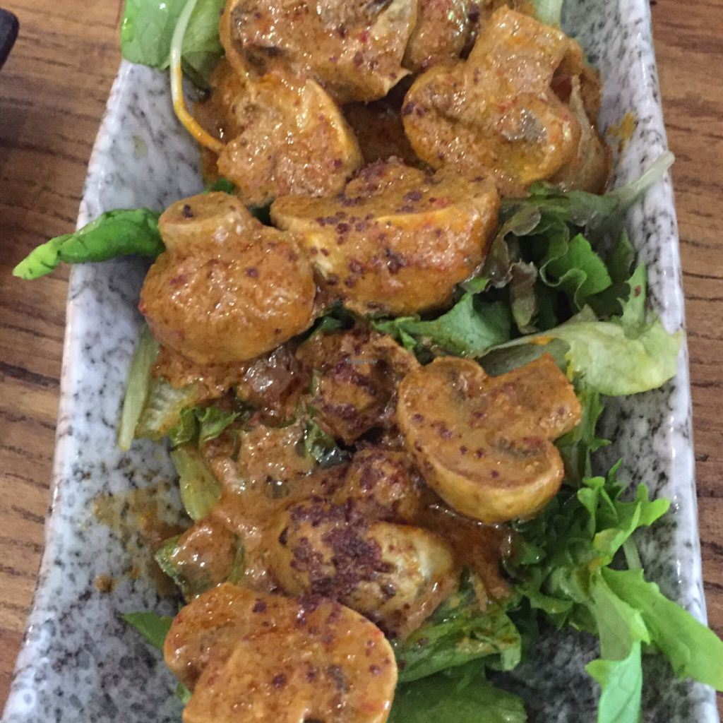 """Photo of Casa Tapas - maybe closed  by <a href=""""/members/profile/tanyafr"""">tanyafr</a> <br/>yummy mushroom dish <br/> June 19, 2016  - <a href='/contact/abuse/image/63114/154808'>Report</a>"""