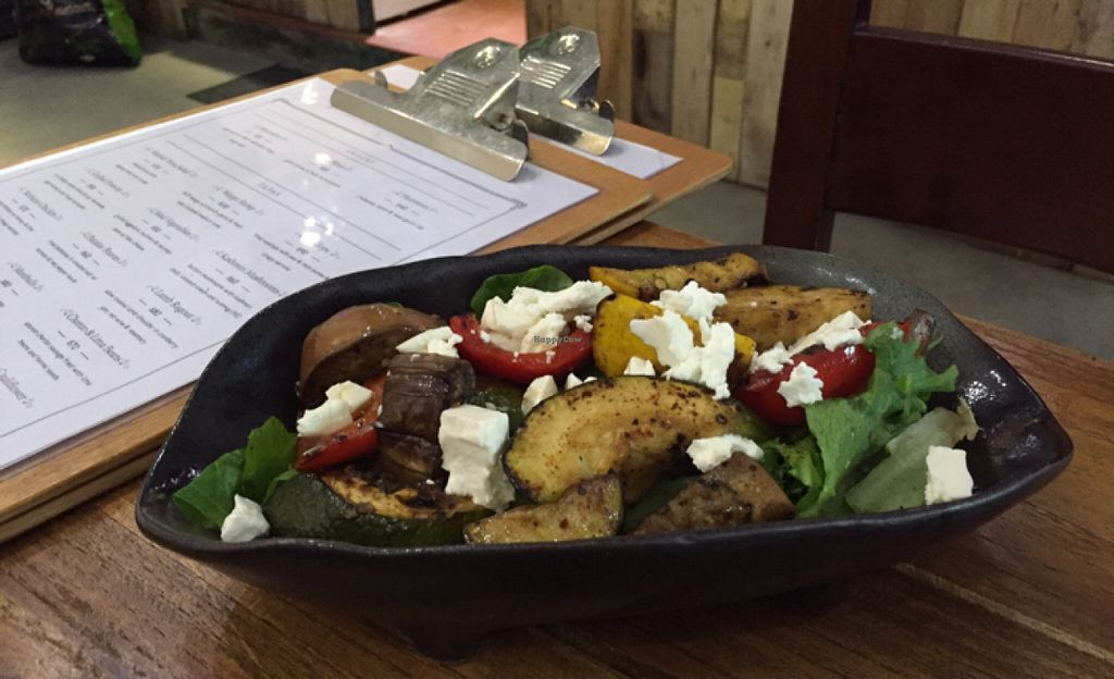 """Photo of Casa Tapas - maybe closed  by <a href=""""/members/profile/tanyafr"""">tanyafr</a> <br/>Mediterranean veggies with feta <br/> June 19, 2016  - <a href='/contact/abuse/image/63114/154810'>Report</a>"""