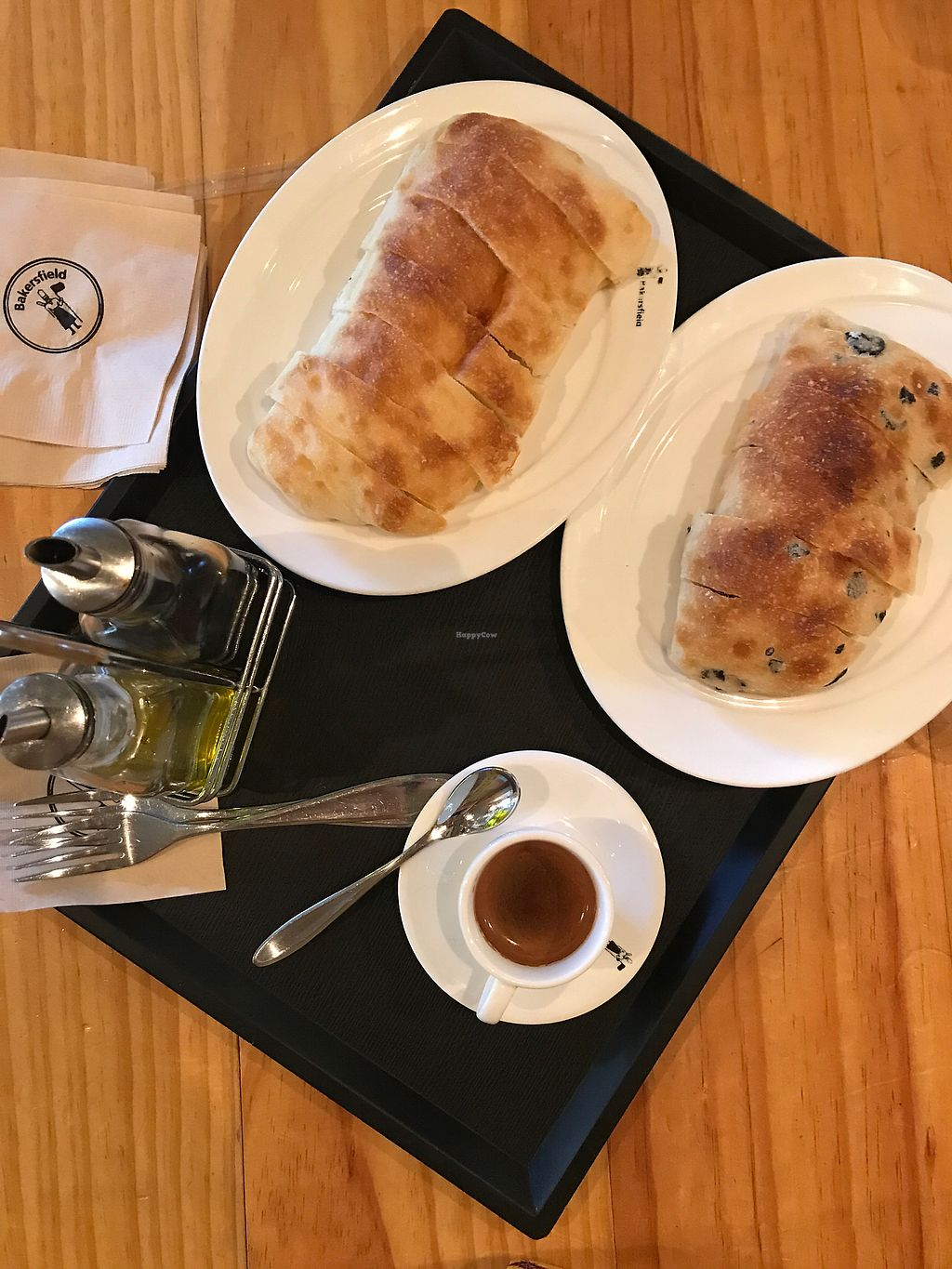 """Photo of Bakersfield - Gangnam - 베이커스필드 강남  by <a href=""""/members/profile/TheVeganKoalaBear"""">TheVeganKoalaBear</a> <br/>bread <br/> August 29, 2017  - <a href='/contact/abuse/image/63141/298660'>Report</a>"""