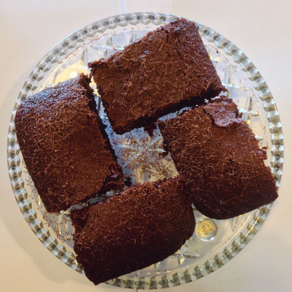 """Photo of CLOSED: Patten's on Bridge  by <a href=""""/members/profile/ErinSullivan"""">ErinSullivan</a> <br/>vegan chocolate brownie! <br/> November 17, 2015  - <a href='/contact/abuse/image/63144/125319'>Report</a>"""