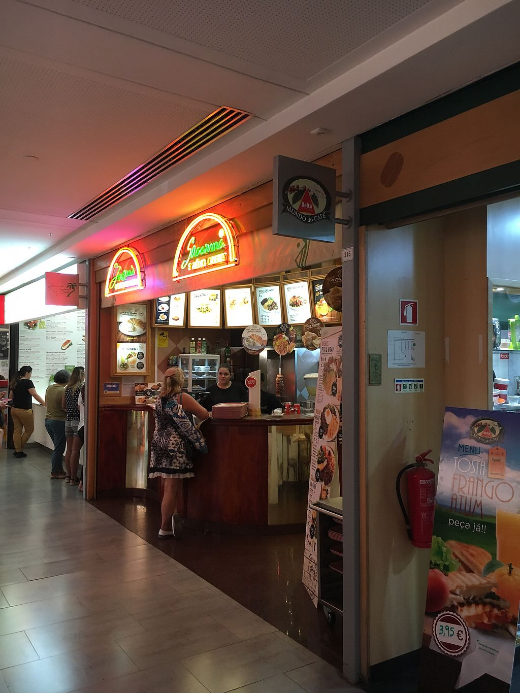 """Photo of Joshua's Shoarma Grill - Kiosk  by <a href=""""/members/profile/hack_man"""">hack_man</a> <br/>Outside  <br/> September 5, 2017  - <a href='/contact/abuse/image/63157/301158'>Report</a>"""