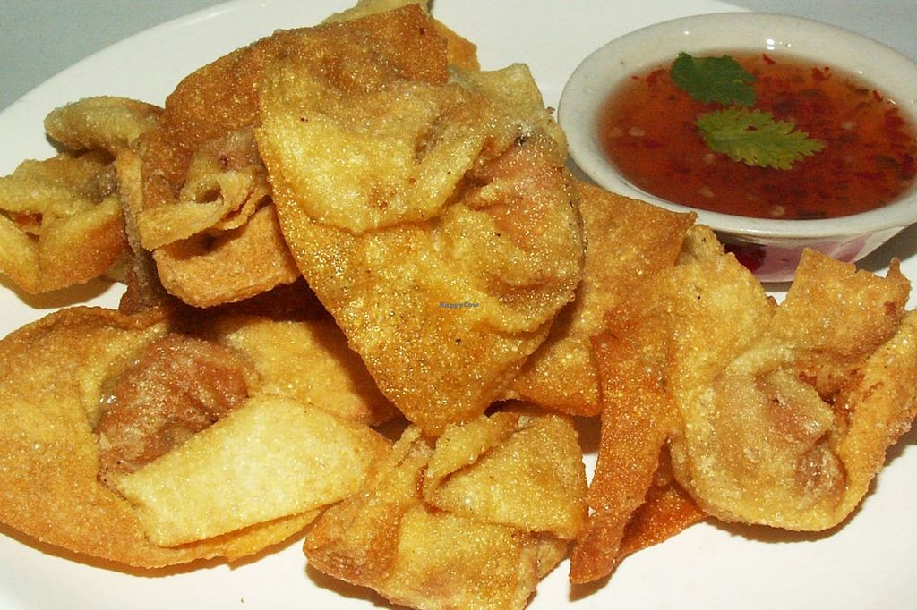 """Photo of Veggie J  by <a href=""""/members/profile/Sapanhan.J"""">Sapanhan.J</a> <br/>Deep-fried Wanton <br/> September 9, 2015  - <a href='/contact/abuse/image/63178/117159'>Report</a>"""
