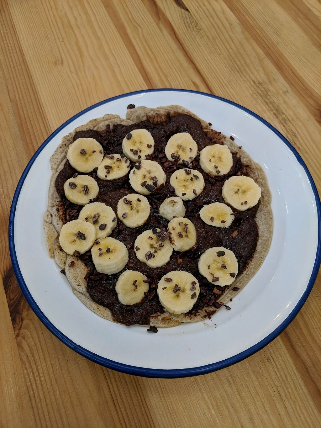 """Photo of Vacka  by <a href=""""/members/profile/DanielReynolds"""">DanielReynolds</a> <br/>banana and chocolate desert  <br/> March 17, 2018  - <a href='/contact/abuse/image/63179/372066'>Report</a>"""