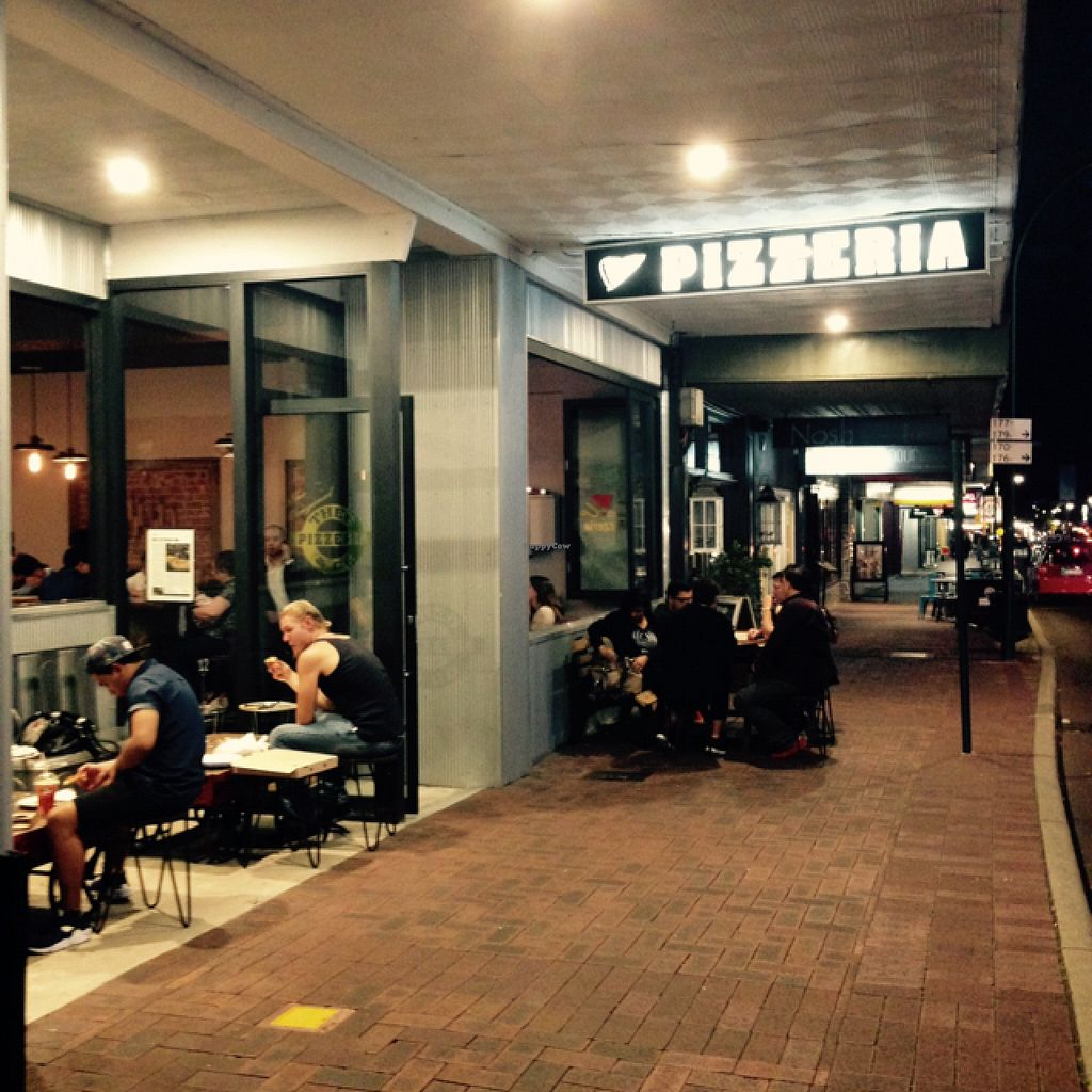 """Photo of Theo & Co. Pizzeria  by <a href=""""/members/profile/Misanthropia"""">Misanthropia</a> <br/>Outside <br/> September 10, 2015  - <a href='/contact/abuse/image/63184/117276'>Report</a>"""