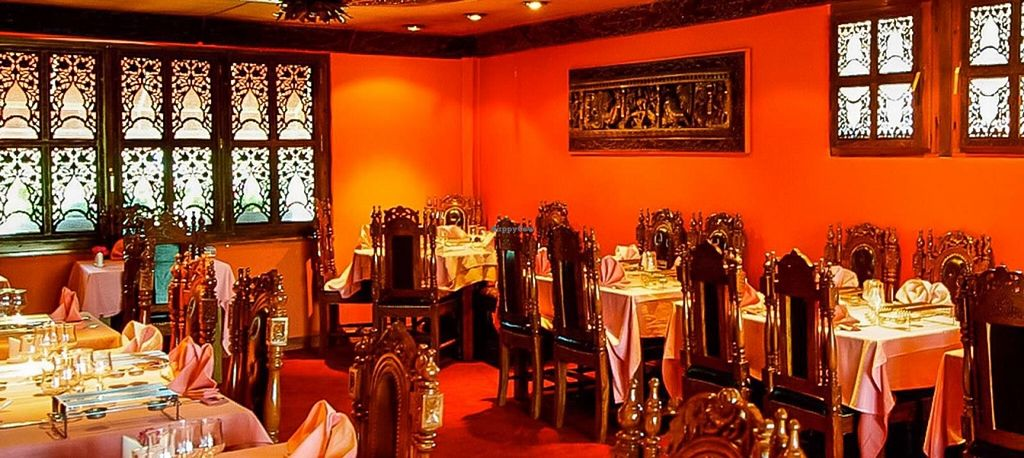 "Photo of The Rajpoute  by <a href=""/members/profile/AndreaD"">AndreaD</a> <br/>Rajpoute restaurants, welcoming atmosphere