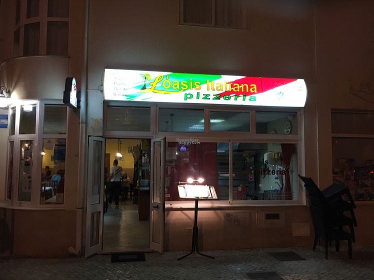 """Photo of L'Oasis Italiana  by <a href=""""/members/profile/hack_man"""">hack_man</a> <br/>outside at night  <br/> September 15, 2016  - <a href='/contact/abuse/image/63207/176007'>Report</a>"""