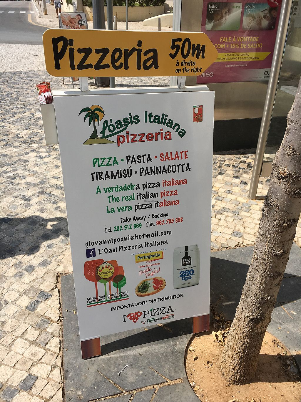 """Photo of L'Oasis Italiana  by <a href=""""/members/profile/hack_man"""">hack_man</a> <br/>This way please  <br/> September 7, 2017  - <a href='/contact/abuse/image/63207/301784'>Report</a>"""
