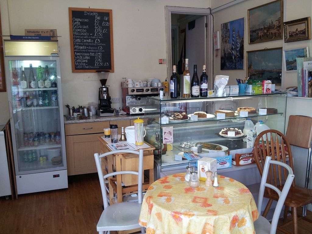 """Photo of Il Picchio Cafe  by <a href=""""/members/profile/totallyclips"""">totallyclips</a> <br/>Another view of the inside <br/> September 27, 2015  - <a href='/contact/abuse/image/63215/119294'>Report</a>"""