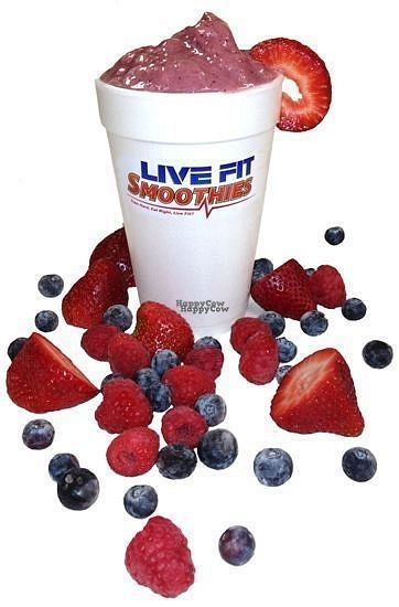 "Photo of Live Fit Smoothies  by <a href=""/members/profile/RyanFit1"">RyanFit1</a> <br/>Berry Burner, Fat Burning Smoothie <br/> September 14, 2016  - <a href='/contact/abuse/image/63246/175740'>Report</a>"