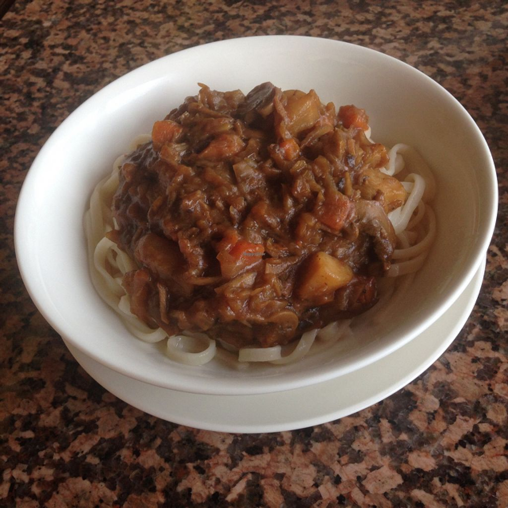 """Photo of Malibu House  by <a href=""""/members/profile/VictoriaGarafola"""">VictoriaGarafola</a> <br/>Japanese Curry with Udon Noodles <br/> April 2, 2016  - <a href='/contact/abuse/image/63260/142481'>Report</a>"""