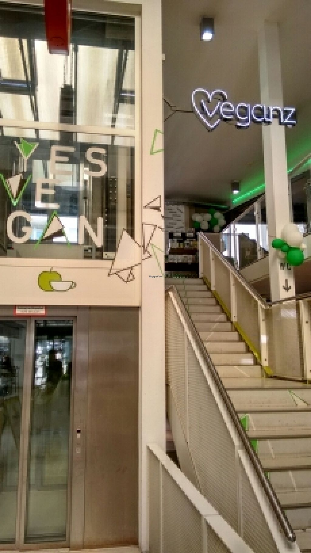 "Photo of Veganz - Berlin Kreuzberg  by <a href=""/members/profile/craigmc"">craigmc</a> <br/>upstairs now! <br/> March 29, 2016  - <a href='/contact/abuse/image/63264/141736'>Report</a>"