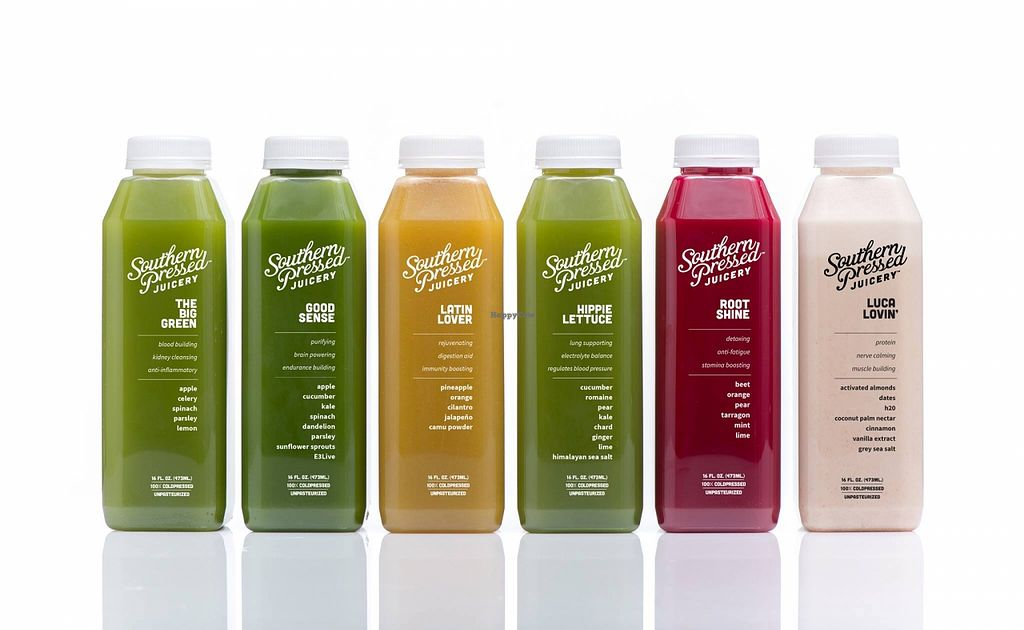 """Photo of Southern Pressed Juicery  by <a href=""""/members/profile/community"""">community</a> <br/>Juices <br/> May 3, 2016  - <a href='/contact/abuse/image/63267/147305'>Report</a>"""