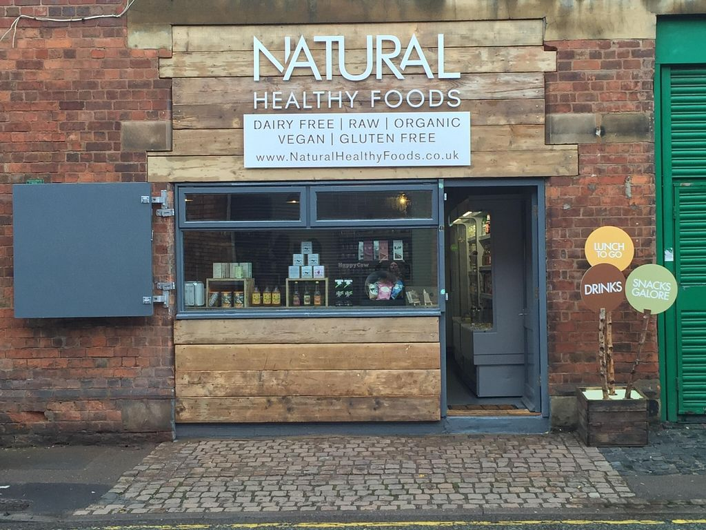 "Photo of CLOSED: Natural Healthy Foods - Digbeth  by <a href=""/members/profile/SamiRidgeback"">SamiRidgeback</a> <br/>Outside of the store <br/> December 22, 2015  - <a href='/contact/abuse/image/63298/129467'>Report</a>"
