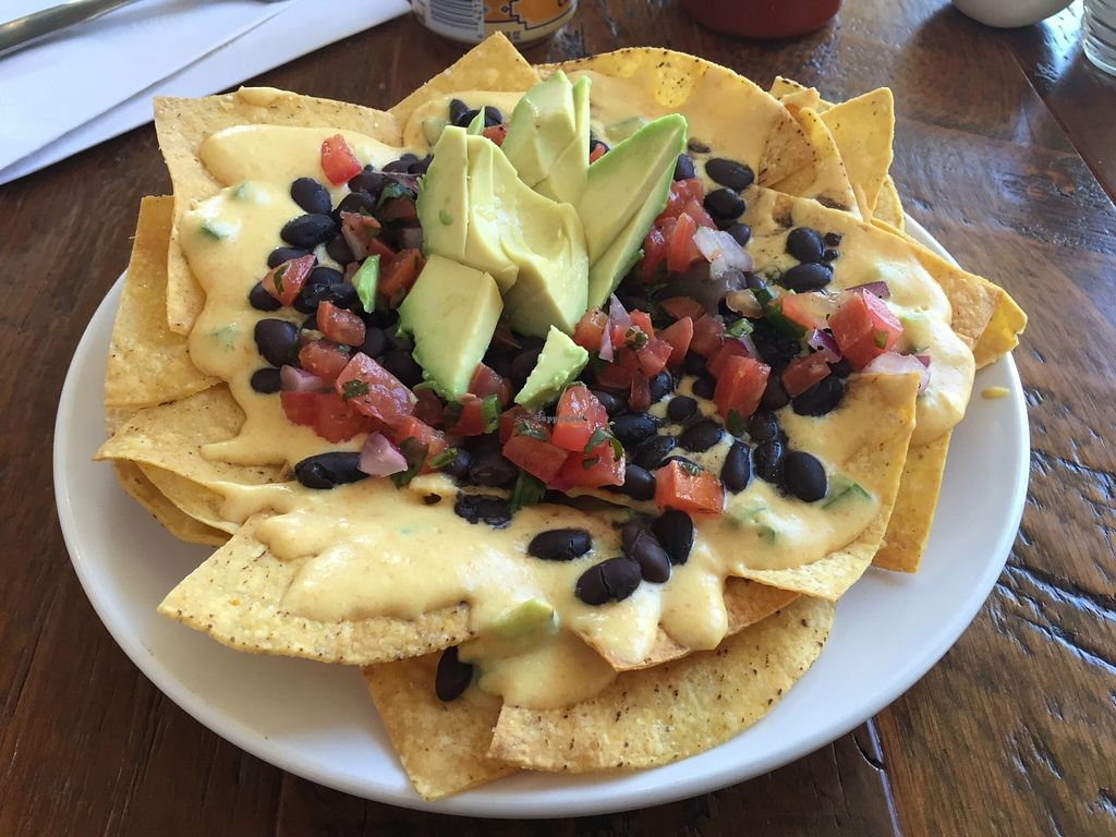Photo of Beerline Cafe  by seclusivenature <br/>Vegan nachos <br/> February 13, 2016  - <a href='/contact/abuse/image/63336/136184'>Report</a>