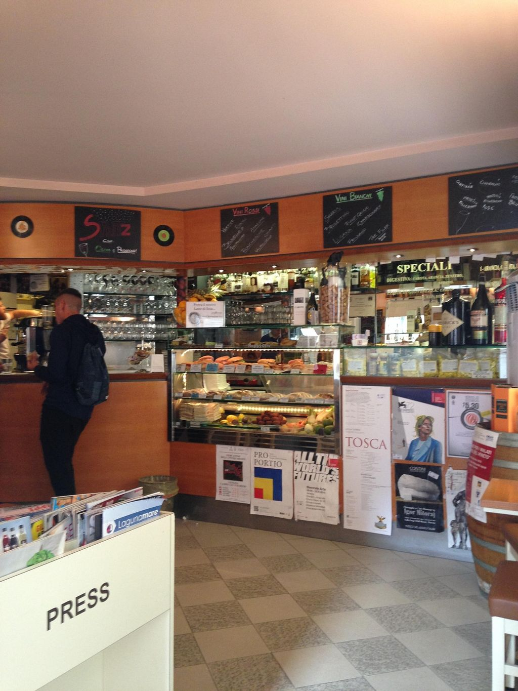 """Photo of Brasilia Wine Caffe  by <a href=""""/members/profile/Ffion89"""">Ffion89</a> <br/>Inside of Brasilia Wine Caffe - traditional Italian café <br/> October 27, 2015  - <a href='/contact/abuse/image/63338/122897'>Report</a>"""