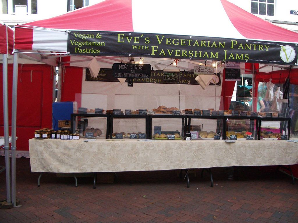 """Photo of Eve's Vegetarian Pantry - Food Stall  by <a href=""""/members/profile/Meaks"""">Meaks</a> <br/>Eve's Vegetarian Pantry <br/> August 15, 2016  - <a href='/contact/abuse/image/63351/168927'>Report</a>"""