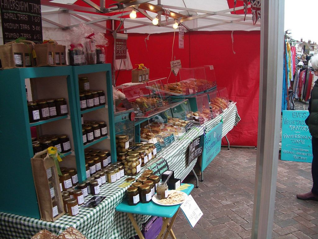 """Photo of Eve's Vegetarian Pantry - Food Stall  by <a href=""""/members/profile/Meaks"""">Meaks</a> <br/>Eve's Vegetarian Pantry <br/> August 15, 2016  - <a href='/contact/abuse/image/63351/168928'>Report</a>"""