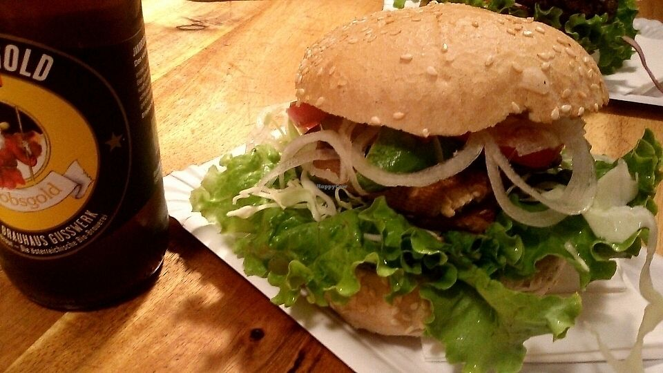 """Photo of BioBurgerMeister  by <a href=""""/members/profile/Tank242"""">Tank242</a> <br/>Tofu-Burger <br/> August 14, 2017  - <a href='/contact/abuse/image/63357/292586'>Report</a>"""