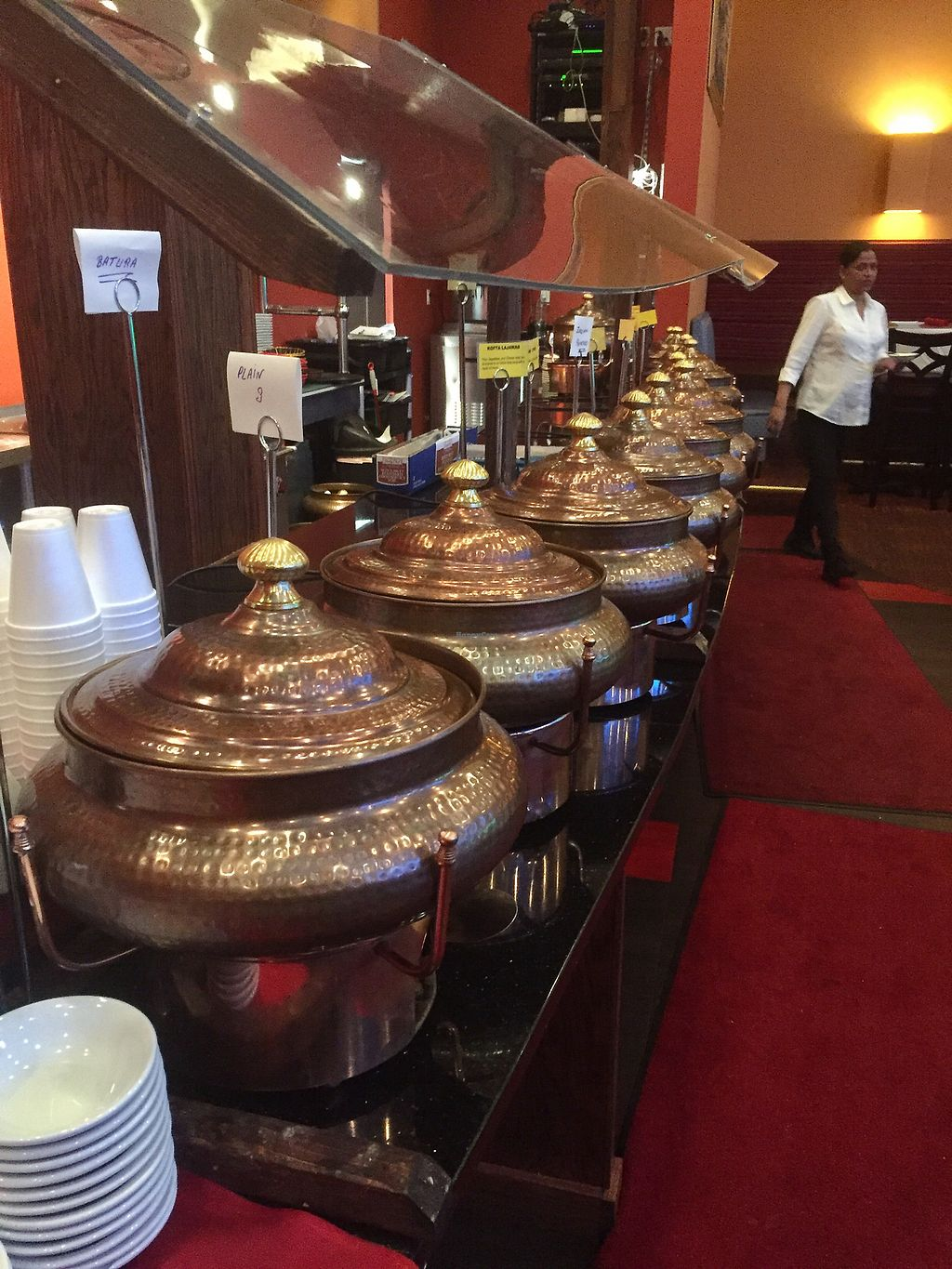 """Photo of Tandoor  by <a href=""""/members/profile/happycowgirl"""">happycowgirl</a> <br/>gorgeous buffet <br/> September 6, 2017  - <a href='/contact/abuse/image/63376/301322'>Report</a>"""