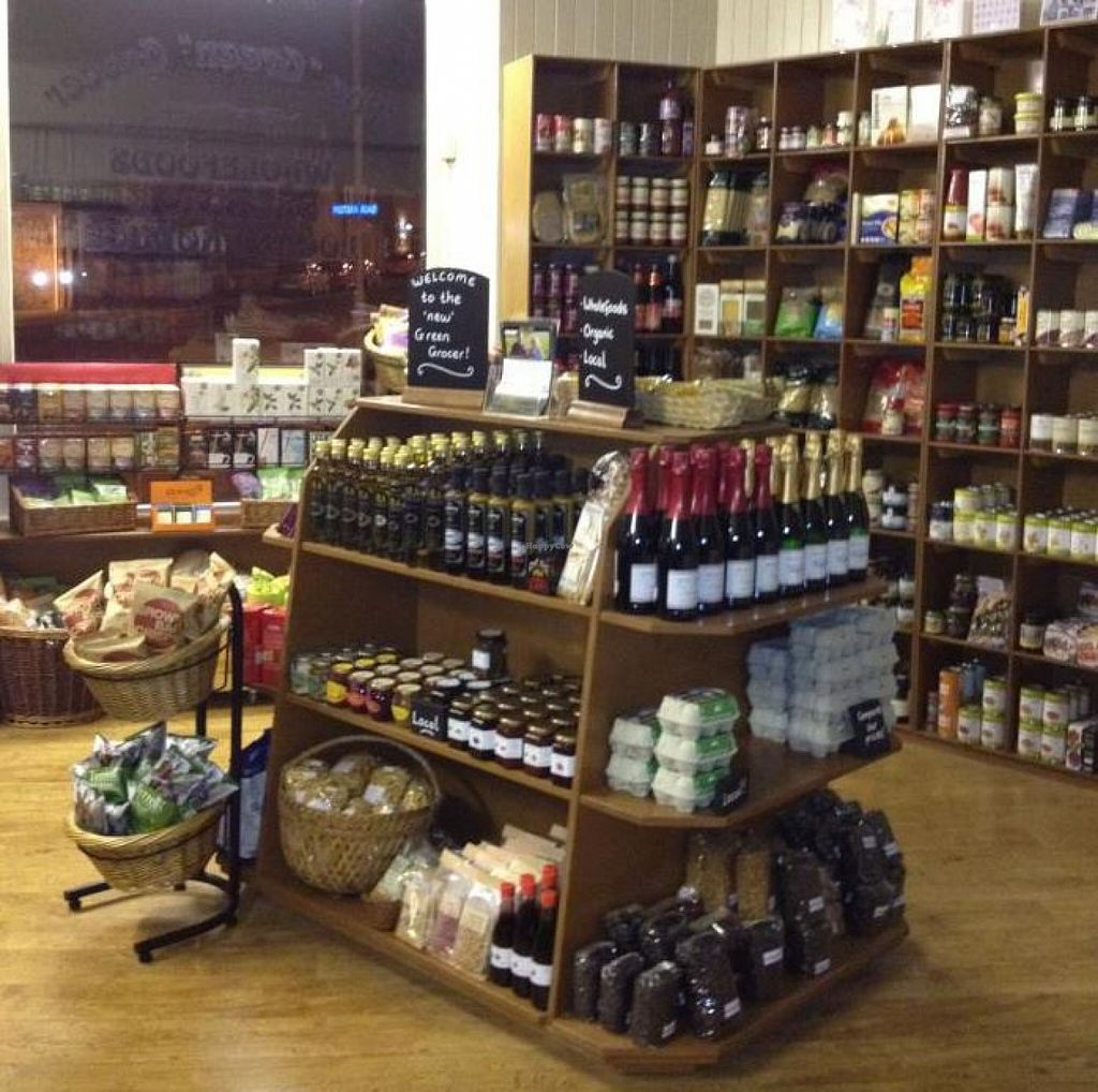 """Photo of The Green Grocer  by <a href=""""/members/profile/TheBrutalVegan"""">TheBrutalVegan</a> <br/>The Green Grocer Interior <br/> September 14, 2015  - <a href='/contact/abuse/image/63379/117715'>Report</a>"""