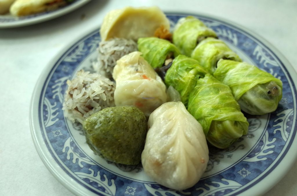 "Photo of Qingqi Sushi Dianxinbu  by <a href=""/members/profile/ouikouik"">ouikouik</a> <br/>dim sum breakfast <br/> September 14, 2015  - <a href='/contact/abuse/image/63408/117794'>Report</a>"