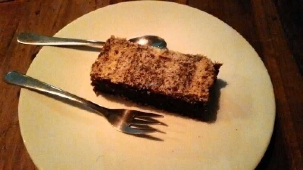 """Photo of Motion Cafe  by <a href=""""/members/profile/LilacHippy"""">LilacHippy</a> <br/>Vegan banana slice <br/> July 15, 2016  - <a href='/contact/abuse/image/63427/160030'>Report</a>"""