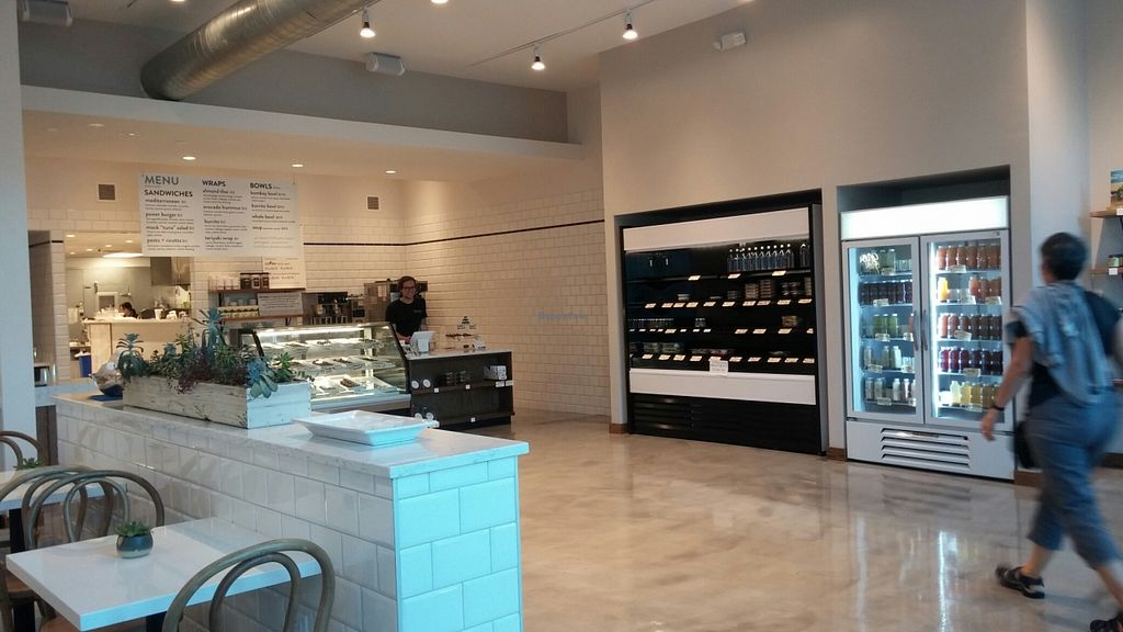 """Photo of Rooted Juicery and Kitchen  by <a href=""""/members/profile/SarahBaker"""">SarahBaker</a> <br/>Nice atmosphere <br/> September 16, 2015  - <a href='/contact/abuse/image/63466/117966'>Report</a>"""