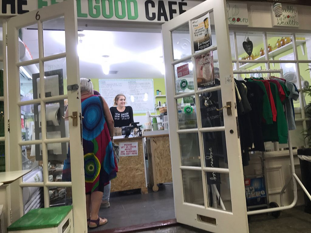 """Photo of The Feel Good Cafe  by <a href=""""/members/profile/gemmafee"""">gemmafee</a> <br/>cafe front  <br/> July 27, 2017  - <a href='/contact/abuse/image/63478/285689'>Report</a>"""