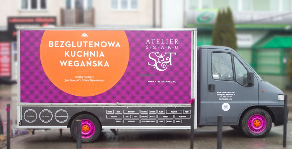 """Photo of Atelier Smaku - Food Truck  by <a href=""""/members/profile/MirekTrymbulak"""">MirekTrymbulak</a> <br/>The ATELIER SMAKU food truck <br/> August 15, 2016  - <a href='/contact/abuse/image/63504/168932'>Report</a>"""