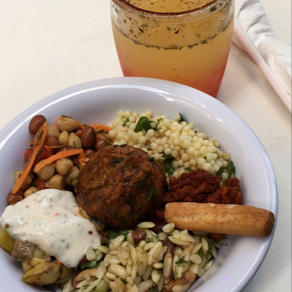"Photo of CLOSED: Sinas Galata  by <a href=""/members/profile/rstrampello6570"">rstrampello6570</a> <br/>the mix veg plate with lemonade <br/> August 4, 2016  - <a href='/contact/abuse/image/63521/165317'>Report</a>"