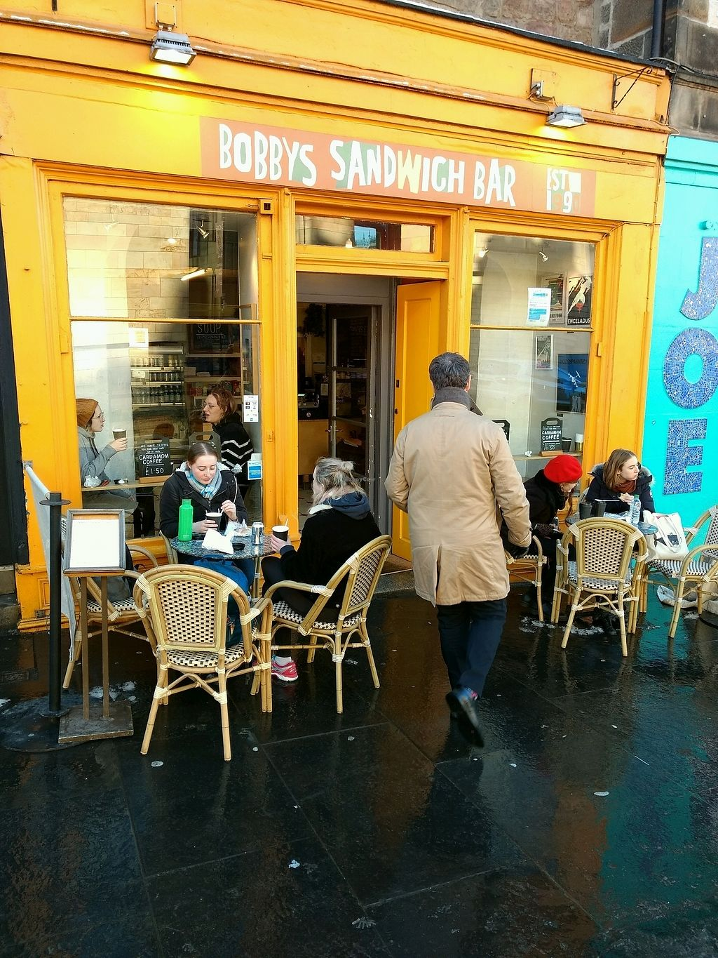 """Photo of Bobby's Sandwich Bar  by <a href=""""/members/profile/craigmc"""">craigmc</a> <br/>outside <br/> January 17, 2018  - <a href='/contact/abuse/image/63522/347628'>Report</a>"""