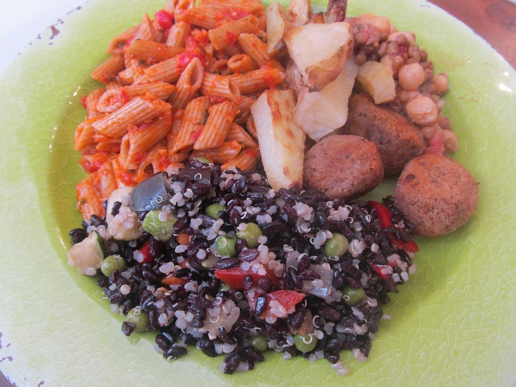"""Photo of Semino  by <a href=""""/members/profile/thenaturalfusions"""">thenaturalfusions</a> <br/>lunch- 8 euros Semino- Cagliari <br/> September 19, 2015  - <a href='/contact/abuse/image/63553/118336'>Report</a>"""