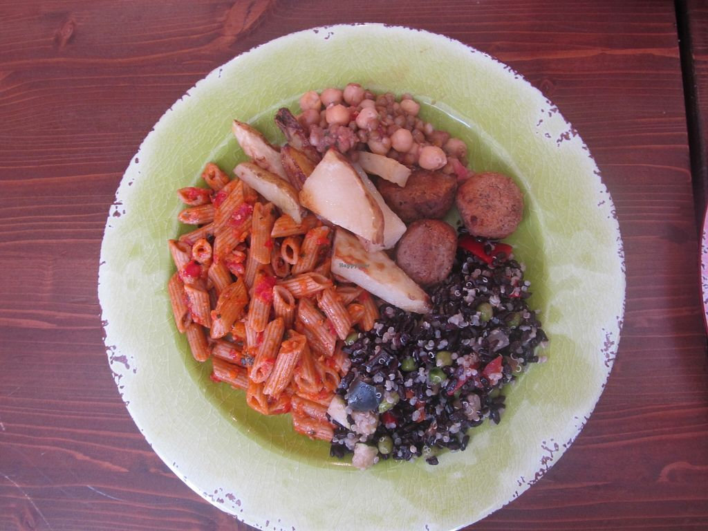 """Photo of Semino  by <a href=""""/members/profile/thenaturalfusions"""">thenaturalfusions</a> <br/>lunch- 8 euros Semino, Cagliari <br/> September 19, 2015  - <a href='/contact/abuse/image/63553/118339'>Report</a>"""
