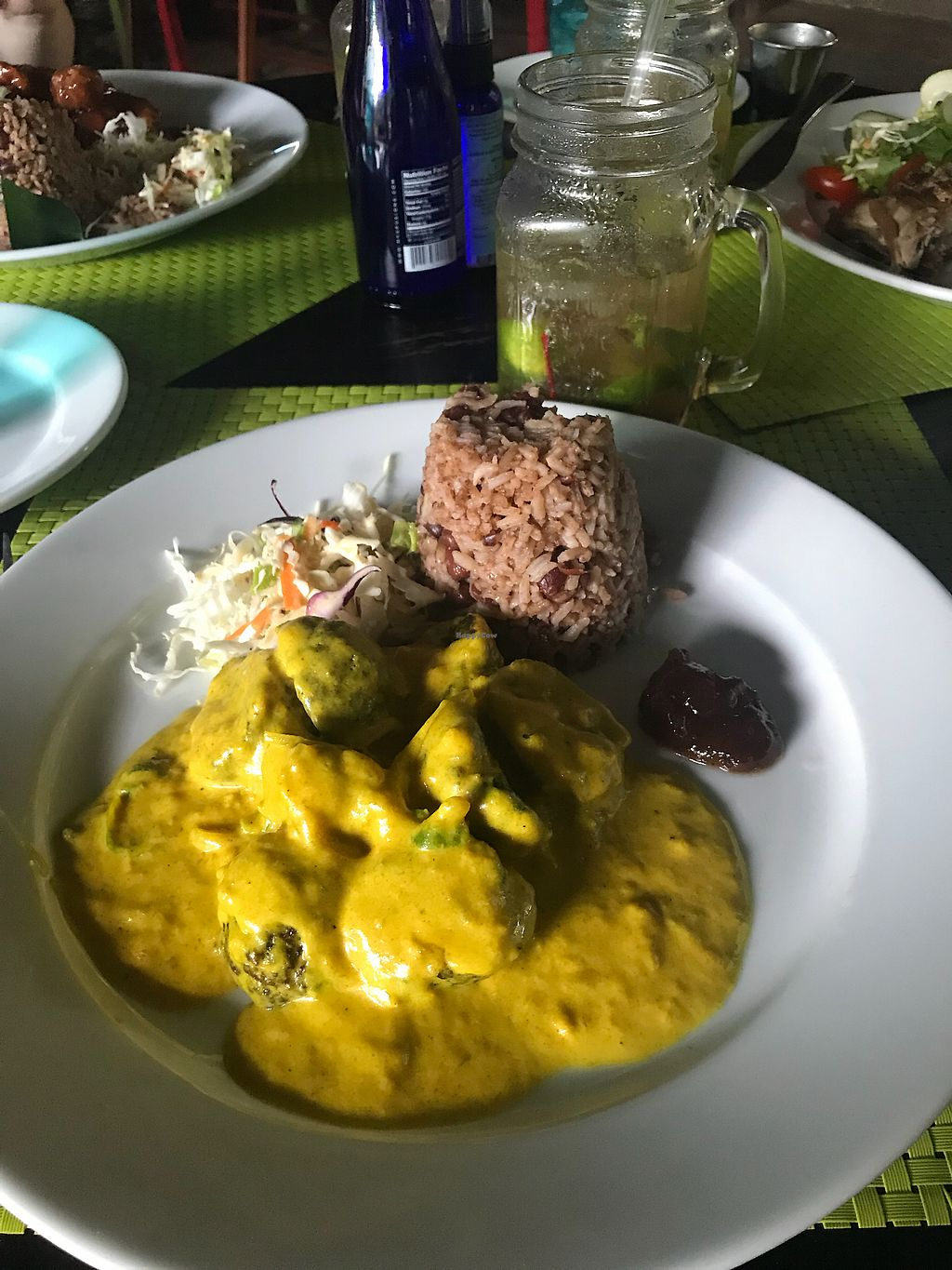 "Photo of Miss T's Kitchen  by <a href=""/members/profile/TheAllisonBauer"">TheAllisonBauer</a> <br/>Veggie balls in coconut curry <br/> December 4, 2017  - <a href='/contact/abuse/image/63560/332290'>Report</a>"