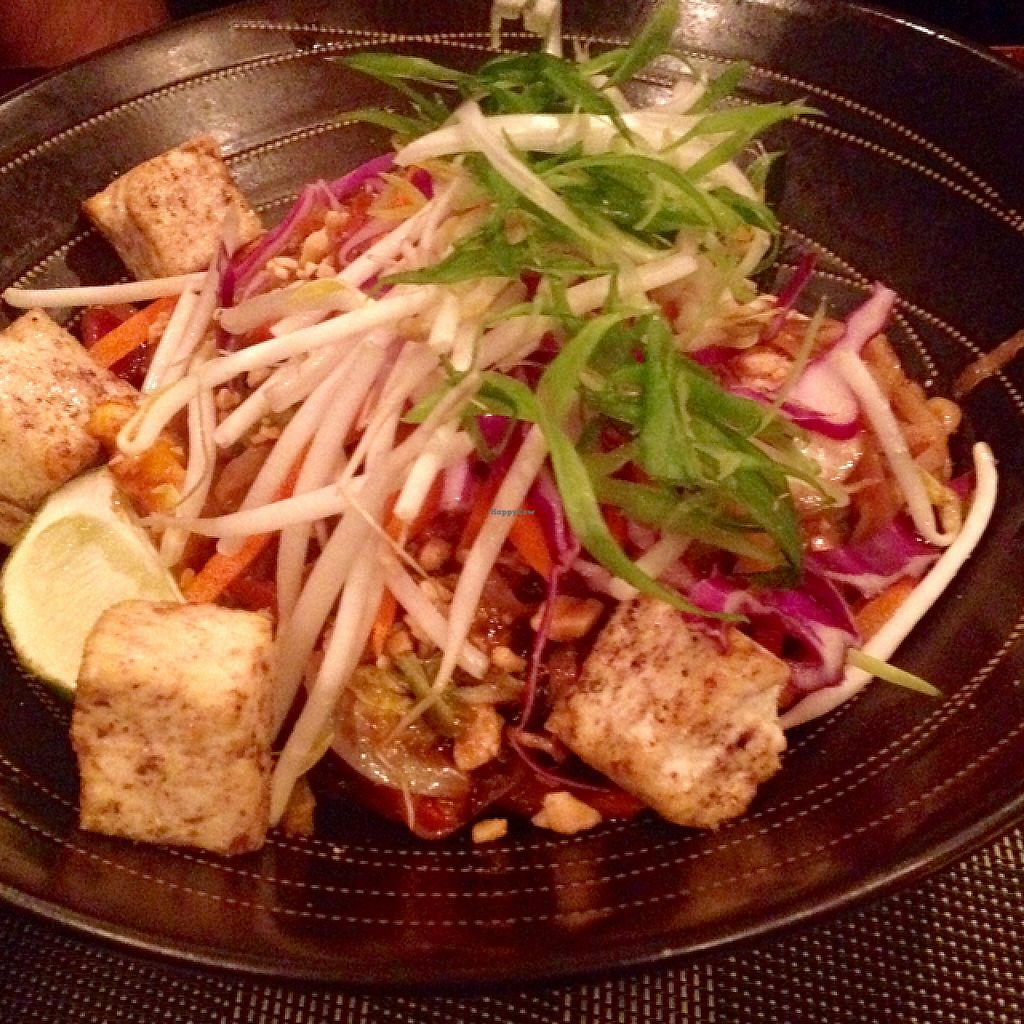"""Photo of Buku Raleigh  by <a href=""""/members/profile/turtleveg"""">turtleveg</a> <br/>vegan pad Thai tofu (be sure to specify vegan/no egg) <br/> May 25, 2017  - <a href='/contact/abuse/image/63571/262476'>Report</a>"""