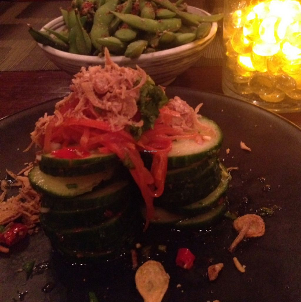 """Photo of Buku Raleigh  by <a href=""""/members/profile/turtleveg"""">turtleveg</a> <br/>Vietnamese cucumber salad  <br/> May 25, 2017  - <a href='/contact/abuse/image/63571/262480'>Report</a>"""