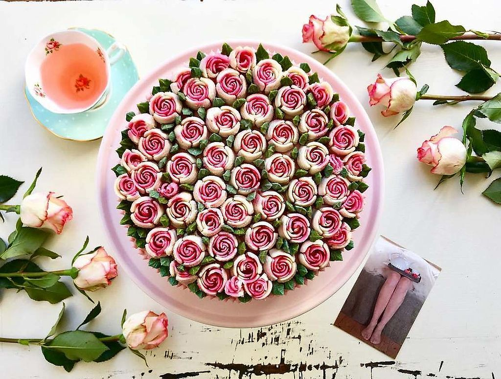 """Photo of Culinarydots   by <a href=""""/members/profile/Kyttiara"""">Kyttiara</a> <br/>Raw vegan cake with fermented cashews <br/> September 8, 2017  - <a href='/contact/abuse/image/63602/302041'>Report</a>"""