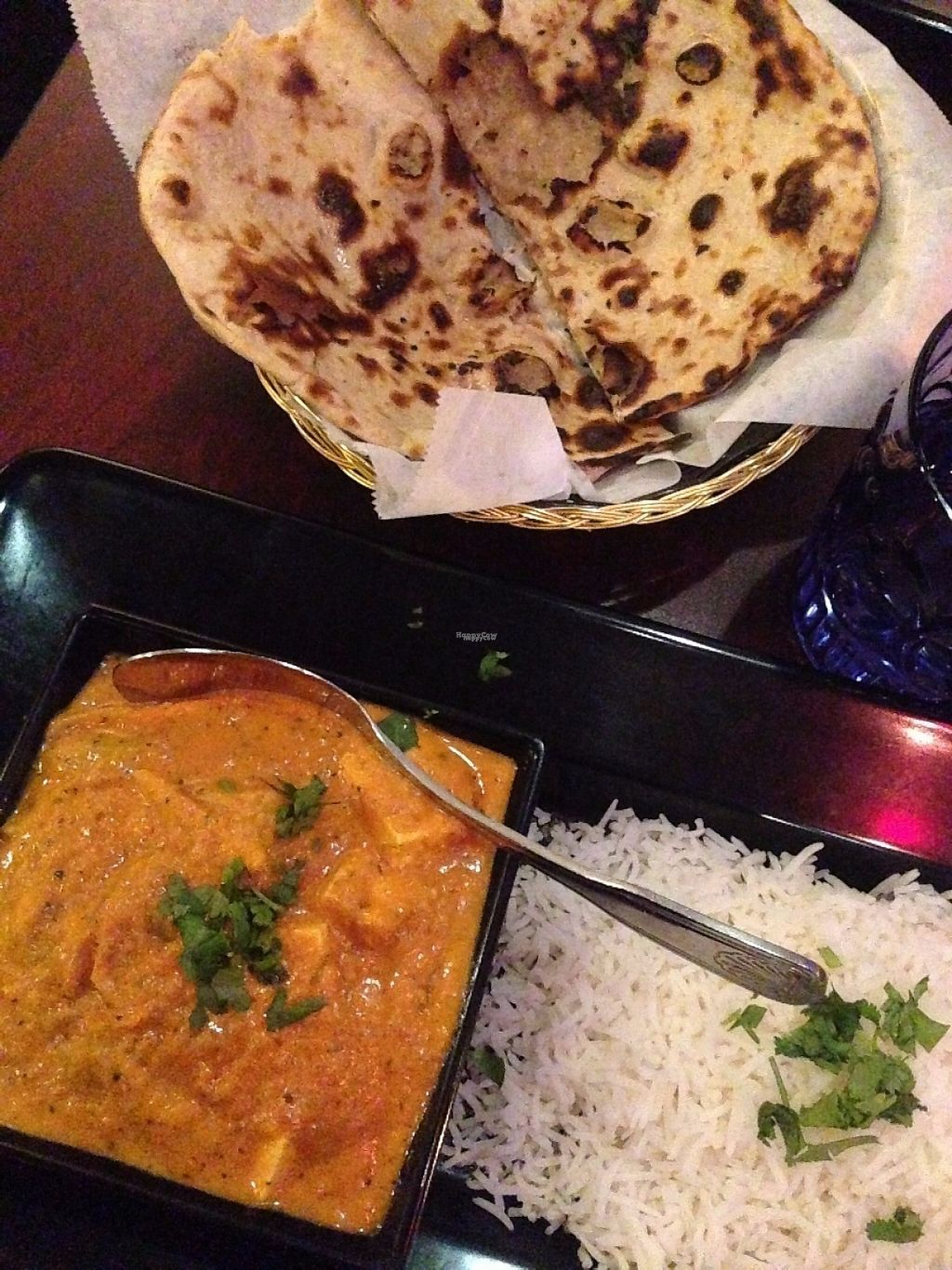 """Photo of Spice Lounge  by <a href=""""/members/profile/oleiah"""">oleiah</a> <br/>Vegan Jalfrezzi with tofu and roti bread <br/> March 3, 2017  - <a href='/contact/abuse/image/63604/232236'>Report</a>"""