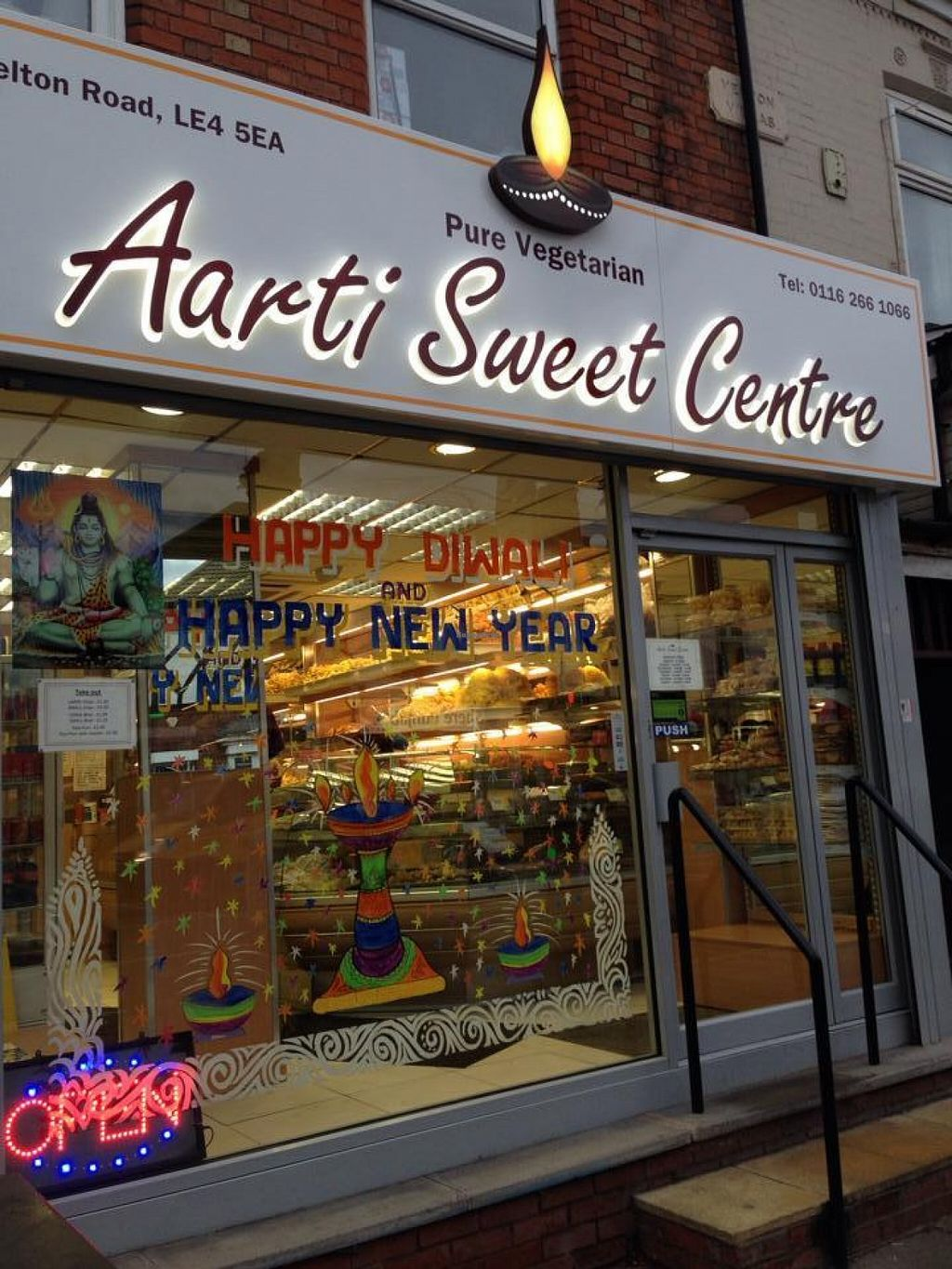"""Photo of Aarti Sweet Centre  by <a href=""""/members/profile/community"""">community</a> <br/>Aarti Sweet Centre <br/> September 20, 2015  - <a href='/contact/abuse/image/63608/118518'>Report</a>"""