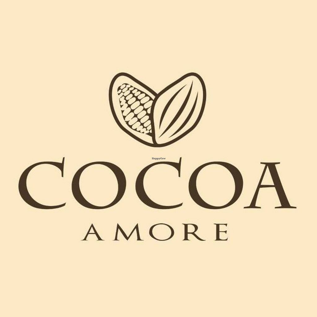 "Photo of Cocoa Amore  by <a href=""/members/profile/community"">community</a> <br/>Cocoa Amore logo  <br/> October 2, 2015  - <a href='/contact/abuse/image/63617/119898'>Report</a>"