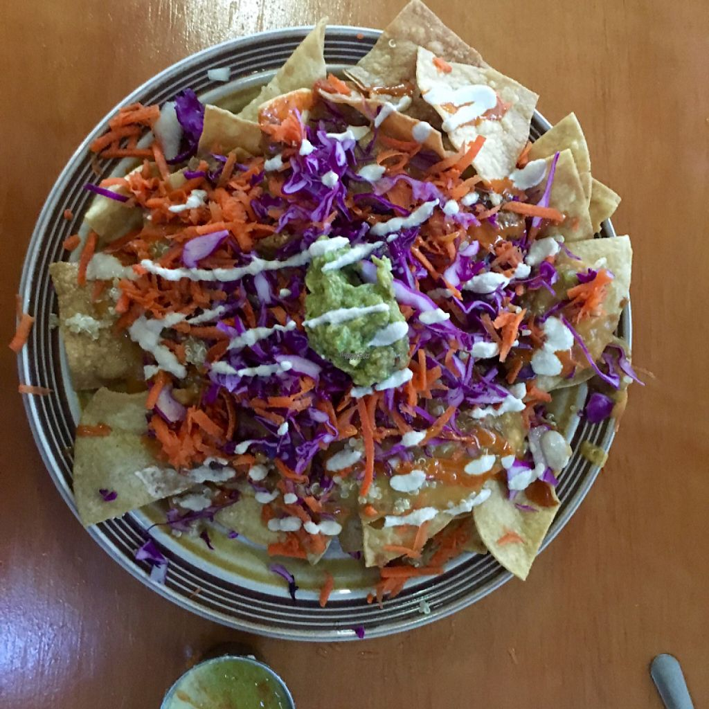 "Photo of Viva Vegeria  by <a href=""/members/profile/Breda"">Breda</a> <br/>classic vegan nachos  <br/> November 13, 2016  - <a href='/contact/abuse/image/63637/189184'>Report</a>"