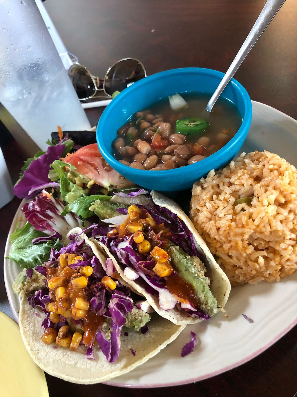 "Photo of Viva Vegeria  by <a href=""/members/profile/geehearn"">geehearn</a> <br/>Fried Avocado Tacos <br/> March 17, 2018  - <a href='/contact/abuse/image/63637/372092'>Report</a>"