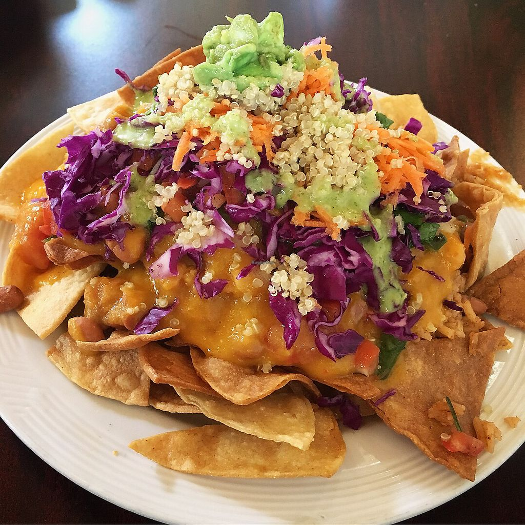 "Photo of Viva Vegeria  by <a href=""/members/profile/StephanieWilson"">StephanieWilson</a> <br/>These Vegan NaCHos are LIFE  <br/> March 24, 2018  - <a href='/contact/abuse/image/63637/375442'>Report</a>"