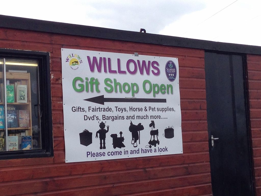 """Photo of Willows Animal Sanctuary Gift Shop  by <a href=""""/members/profile/TheBrutalVegan"""">TheBrutalVegan</a> <br/>Willows Gift Shop <br/> September 20, 2015  - <a href='/contact/abuse/image/63640/118533'>Report</a>"""