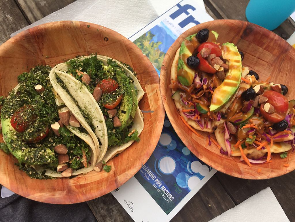 "Photo of Leahi Health  by <a href=""/members/profile/Nikkiharris_x"">Nikkiharris_x</a> <br/>rainbow and surf tacos <br/> November 29, 2016  - <a href='/contact/abuse/image/63644/195889'>Report</a>"