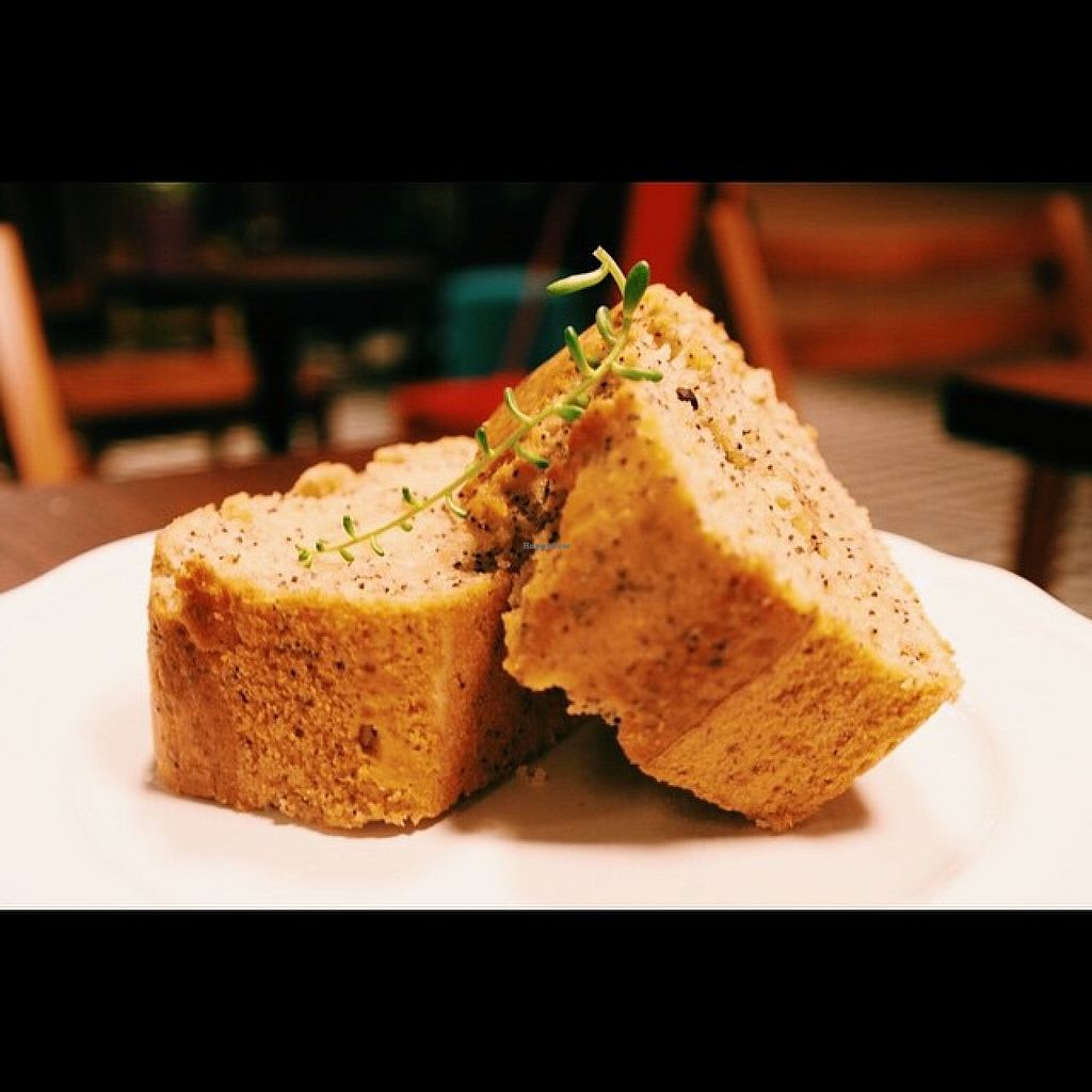 """Photo of Cafe MU  by <a href=""""/members/profile/community"""">community</a> <br/>vegan cake <br/> May 12, 2016  - <a href='/contact/abuse/image/63648/148692'>Report</a>"""