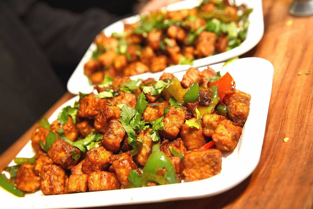 """Photo of Indigos  by <a href=""""/members/profile/community"""">community</a> <br/>Chilli Paneer <br/> May 16, 2016  - <a href='/contact/abuse/image/63654/149358'>Report</a>"""