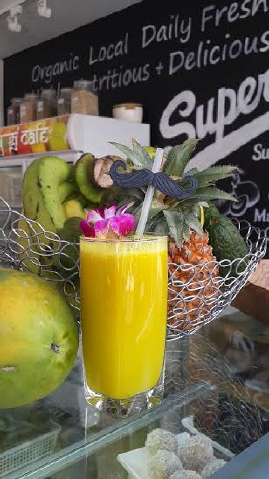 """Photo of Yogi Cafe  by <a href=""""/members/profile/yogi%20cafe"""">yogi cafe</a> <br/>slow juices  <br/> September 25, 2015  - <a href='/contact/abuse/image/63690/119094'>Report</a>"""